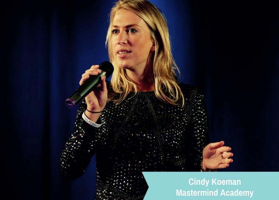 [Interview] Cindy Koeman over het succes van de Mastermind Academy en de rol van online marketing