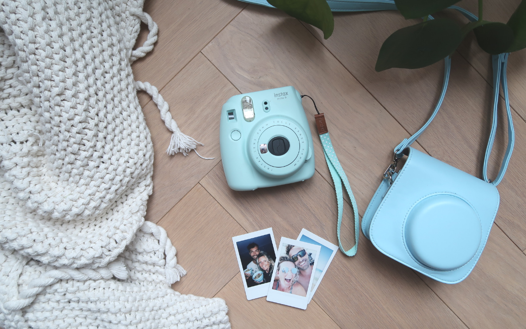 Fuijifilm instax mini camera